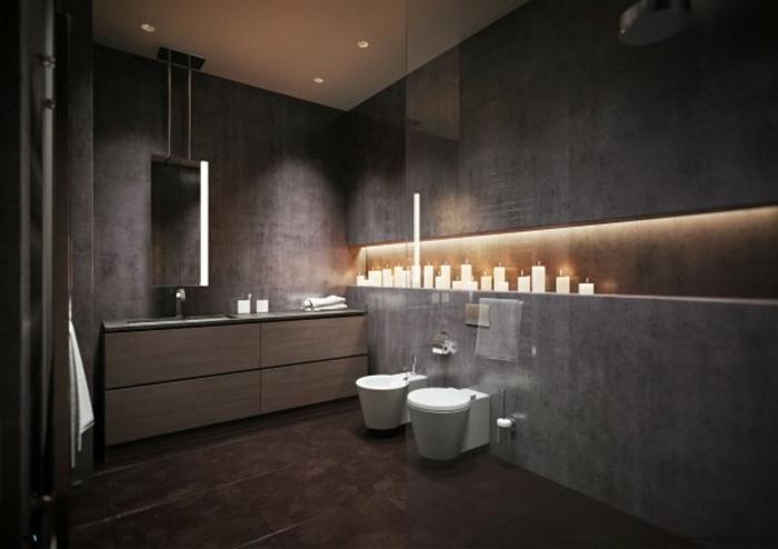 Luxus Badezimmer Grau Unglaublich On überall Die Besten Und 5