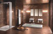 Luxus Badezimmer Modern Braun