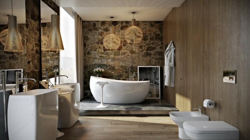 Luxus Badezimmer Schön On In Einrichten 5 Inspirierende Luxusbäder 1