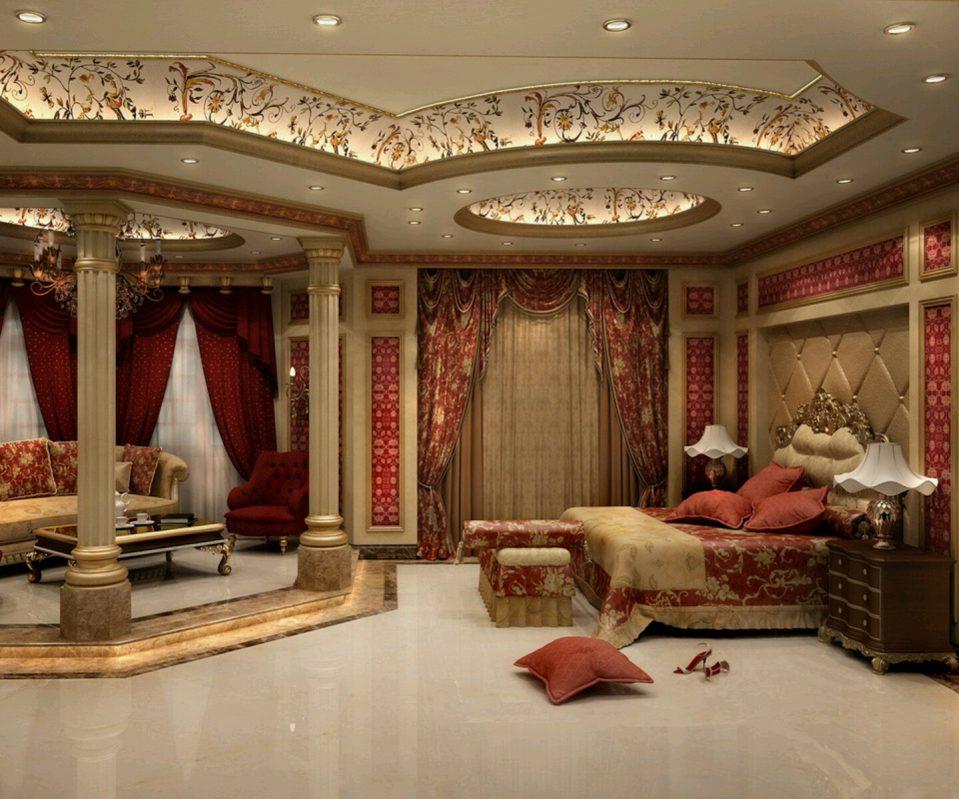 Luxus Schlafzimmer Rot Beeindruckend On Beabsichtigt Uncategorized Kleines Mit 7