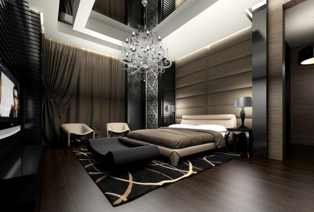 Luxus Schlafzimmer Rot Glänzend On überall Liebenswert Bilder 6