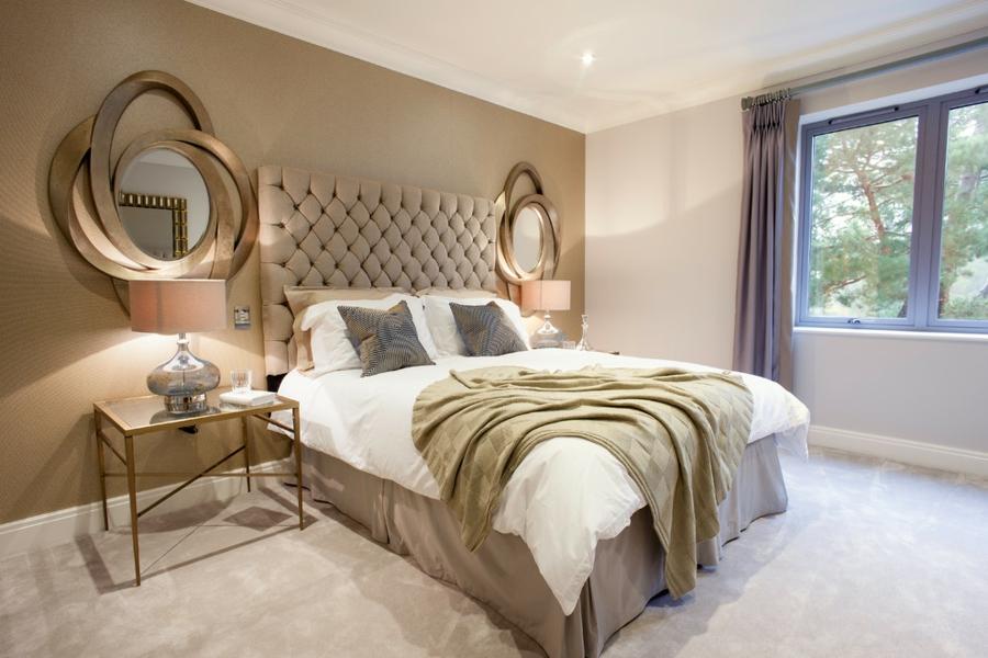 Luxus Schlafzimmer Wände Bemerkenswert On Innerhalb Cabiralan Com 2
