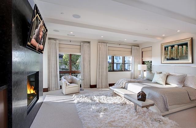 Luxus Schlafzimmer Wände Bemerkenswert On Mit Modern Gestalten 130 Ideen Und Inspirationen 4