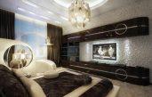 Luxus Schlafzimmer Wände