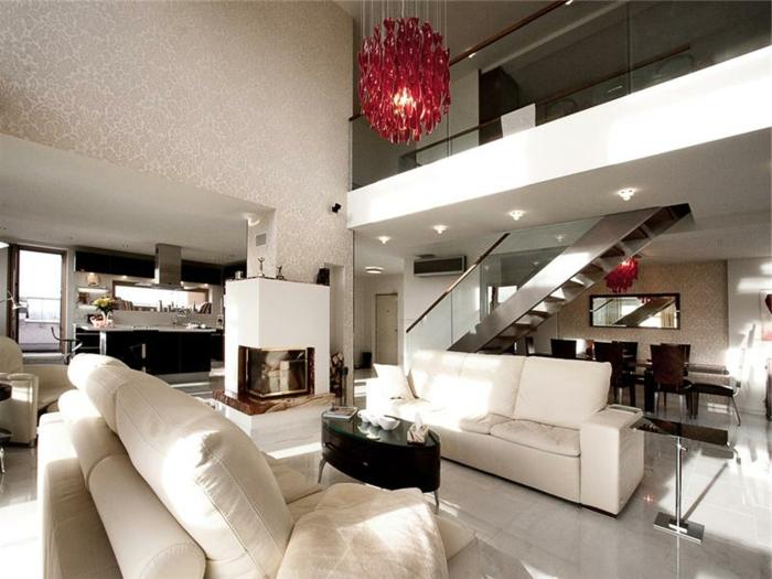 Luxus Wohnzimmer Exquisit On Auf 81 Verblüffende Interieurs Archzine Net 9