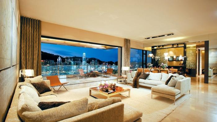 Luxus Wohnzimmer Kreativ On Beabsichtigt Muster 81 Verblüffende Interieurs Archzine Net 3