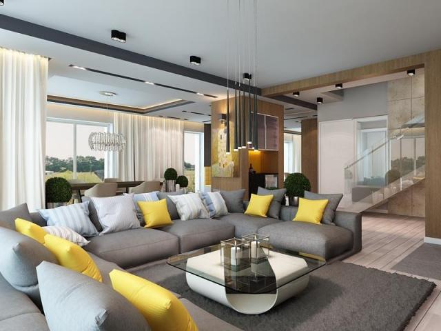 Luxus Wohnzimmer Perfekt On Auf 50 Design Inspirationen Aus Häusern 2