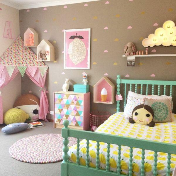 Mädchen Zeitgenössisch On Ideen In Die Besten 25 Mädchenzimmer Auf Pinterest 1