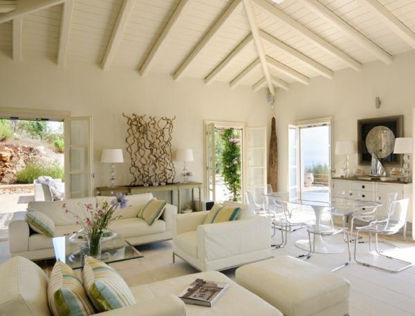 Mediterrane Charmant On Ideen In Bezug Auf 23 Wohnideen Für Einrichtung Und Garten Gestaltung 3