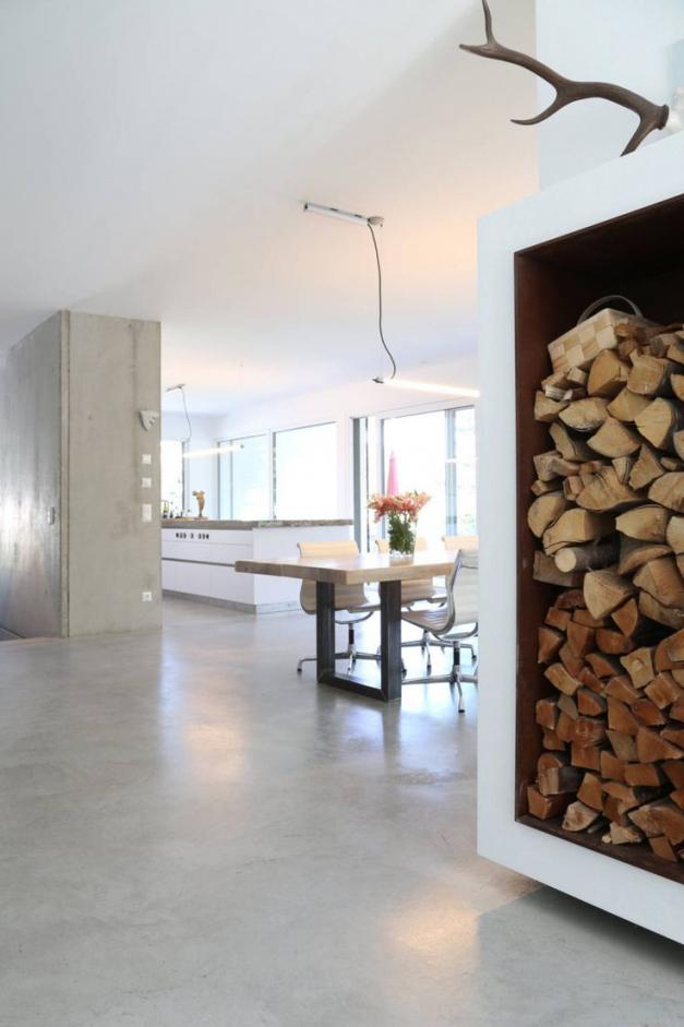 Modern Minimalistisch Wohnen Perfekt On Mit Innenarchitektur Kühles Zimmer Renovierung Und Dekoration 9