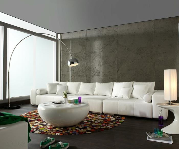 Modern Wohnzimmer Gestalten Beeindruckend On In Einrichten 59 Beispiele Für Modernes Innendesign 5