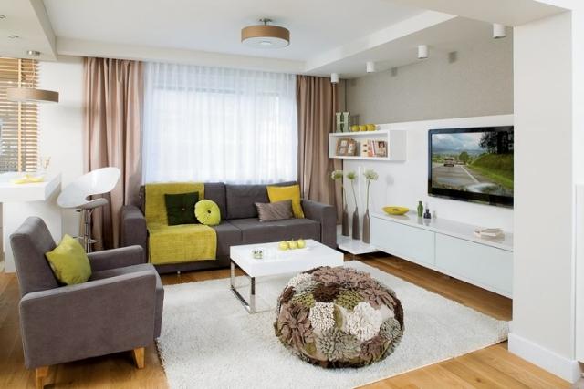 Modern Wohnzimmer Gestalten Großartig On Beabsichtigt Einrichten 52 Tolle Bilder Und Ideen 4