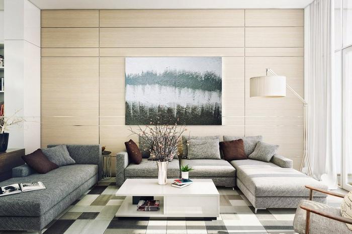Modern Wohnzimmer Gestalten