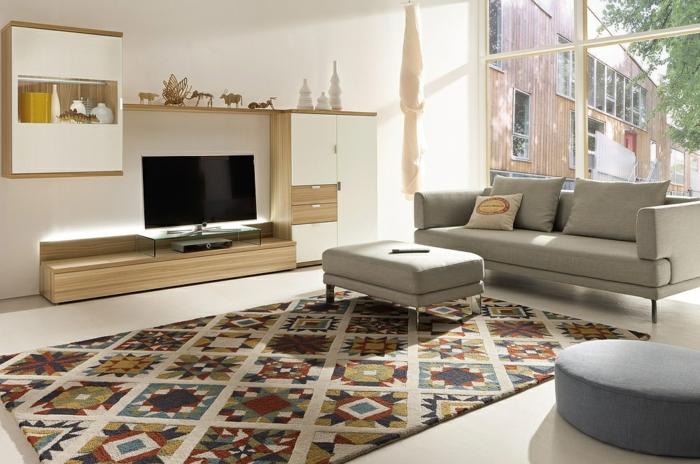 Modern Wohnzimmer Gestalten Stilvoll On Beabsichtigt Einrichten 59 Beispiele Für Modernes Innendesign 6