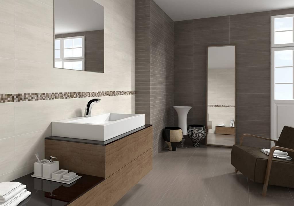 Moderne Bäder Braun Großartig On Und Beige Fliesen Bad Ziakia Com Erfreulich Badezimmer 3