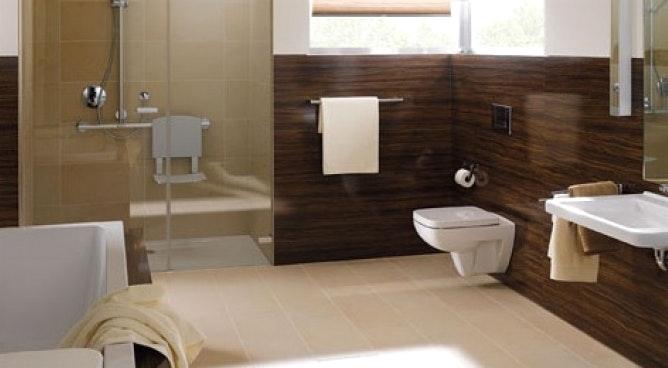 Moderne Bäder Braun Stilvoll On In Bezug Auf Mit Die Besten 25 Badezimmer Ideen Pinterest 4 Und 6