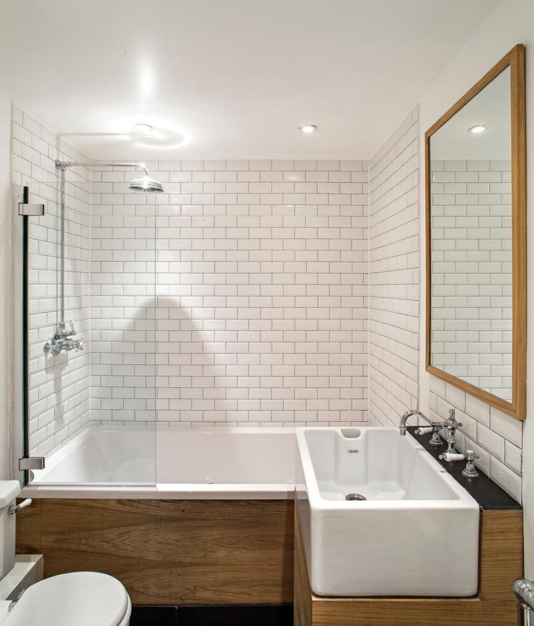 Moderne Bäder Mit Holz Exquisit On Modern In Modernes Bad 27 Ideen Für Möbel Boden Wand Decke 6