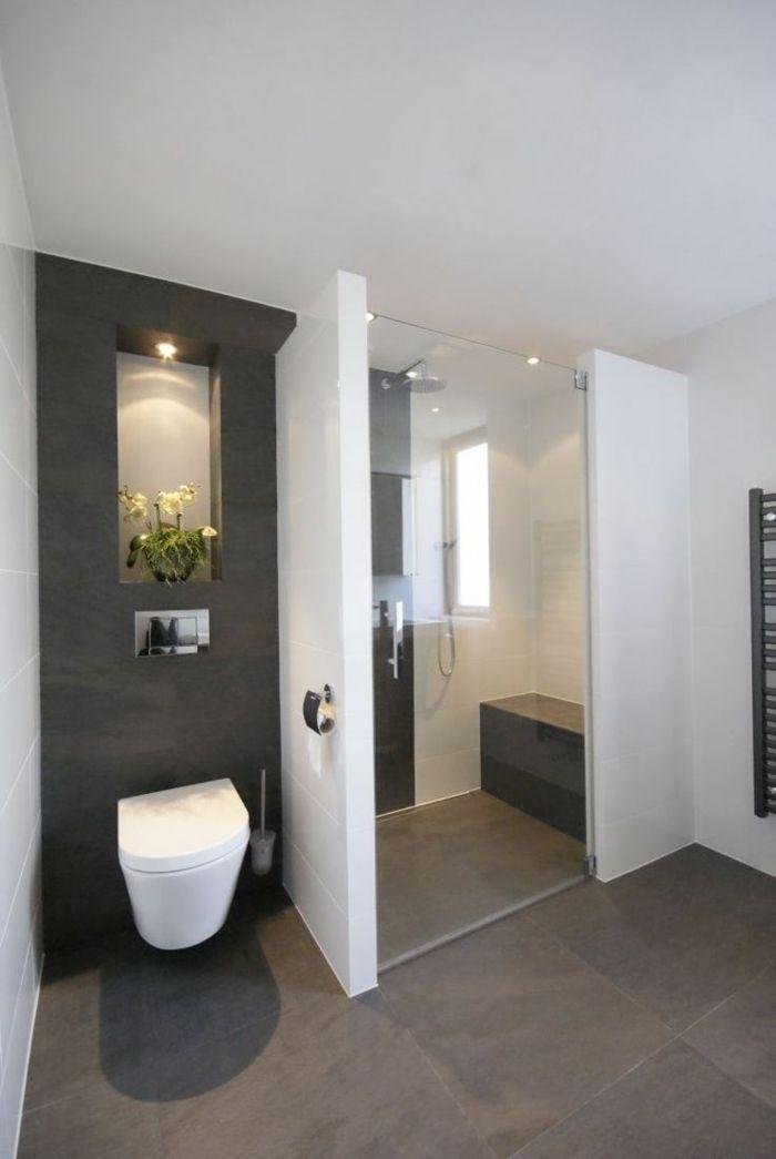 Moderne Badezimmer Mit Dusche Und2