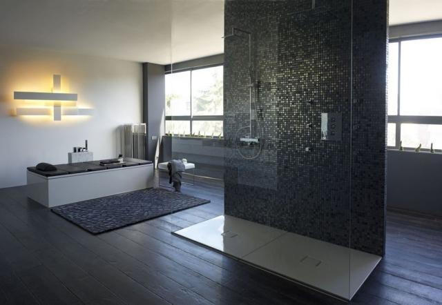 Moderne Badezimmer Mit Dusche Und 2 Imposing On In Bezug Auf 106 Bilder Beispiele Für Badgestaltung 4