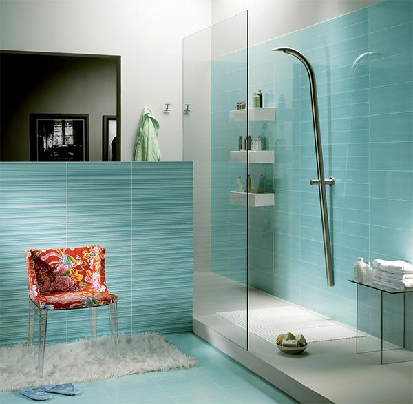 Moderne Badezimmer Türkis Modern On Auf Herrenhaus Designs Mit 50 7