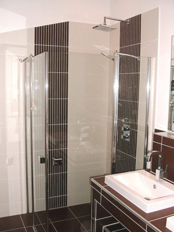 Moderne Duschen Mit Mosaik Exquisit On Modern Attraktiv Inside Bad Accessoires O 1