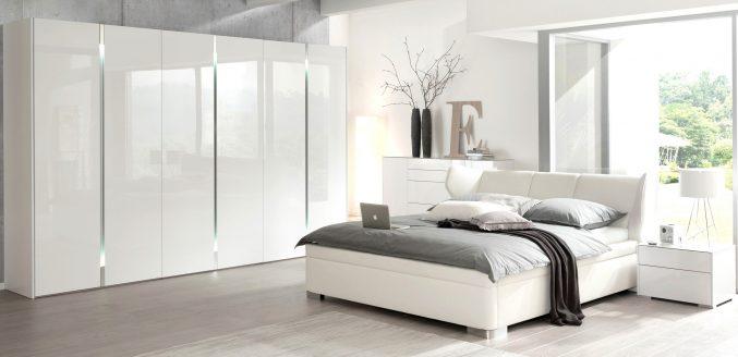 Moderne Einrichtung Schlafzimmer Mit Bad Herrlich On Modern Für Uncategorized Kleines Loft 9
