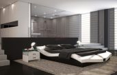 Moderne Einrichtung Schlafzimmer Mit Bad