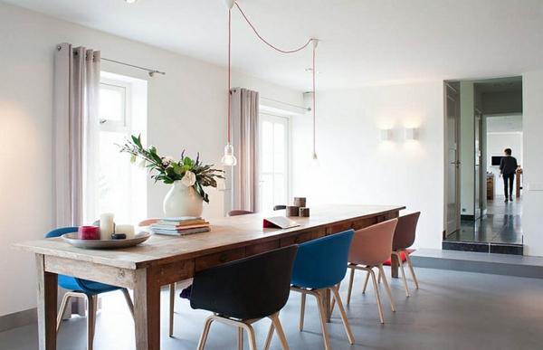 Moderne Esszimmer Bilder Frisch On Modern Beabsichtigt Das Wie Sieht Es Aus 9