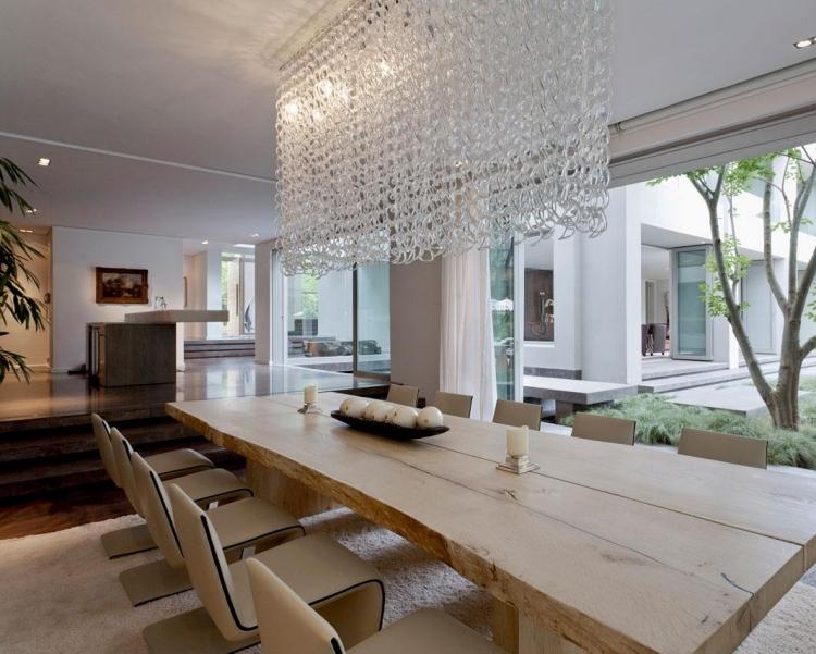 Moderne Esszimmer Bilder Großartig On Modern Mit Ideen Wohndesign 6