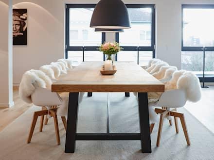 Moderne Esszimmer Bilder Modern On In Bezug Auf Einrichtung Ideen Inspiration Und Homify 8