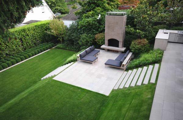 Moderne Gartengestaltung Charmant On Modern Beabsichtigt 1001 Beispiele Für 2