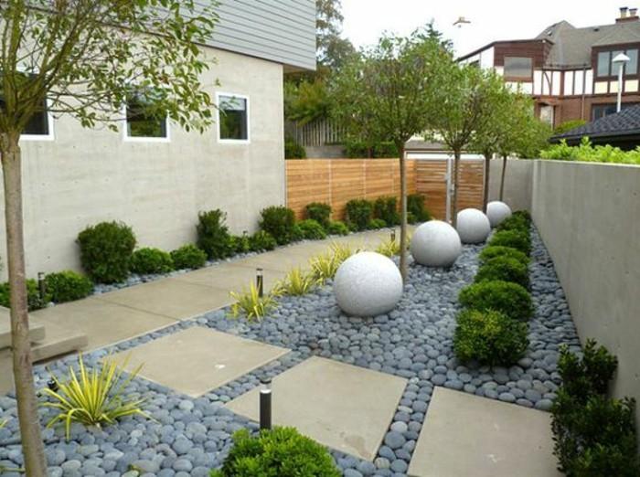 Moderne Gartengestaltung Glänzend On Modern Auf 110 Inspirierende Ideen In Bildern 6