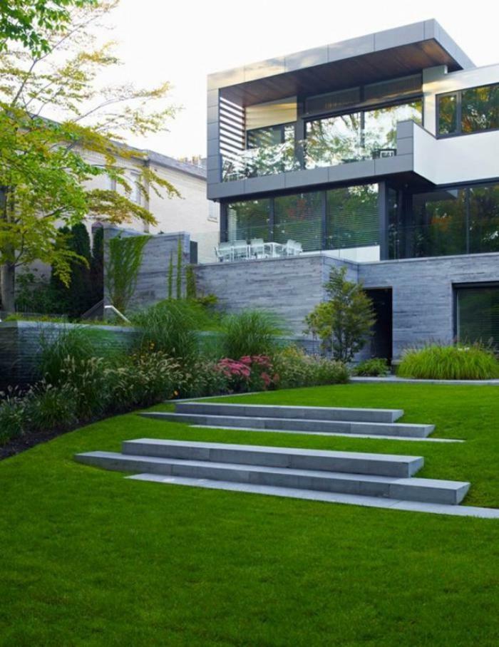 Moderne Gartengestaltung Kreativ On Modern Innerhalb 110 Inspirierende Ideen In Bildern 4