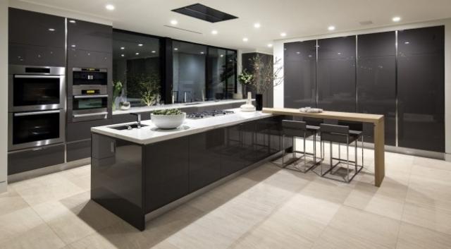 Moderne Küche Mit Kochinsel Exquisit On Modern Für 111 Ideen Design Funktionale Eleganz 1