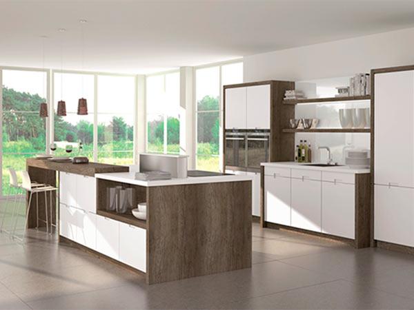Moderne Küche Mit Kochinsel Und Theke Stilvoll On Modern Innovative Lösungen Für Ihre Küchenbar 9
