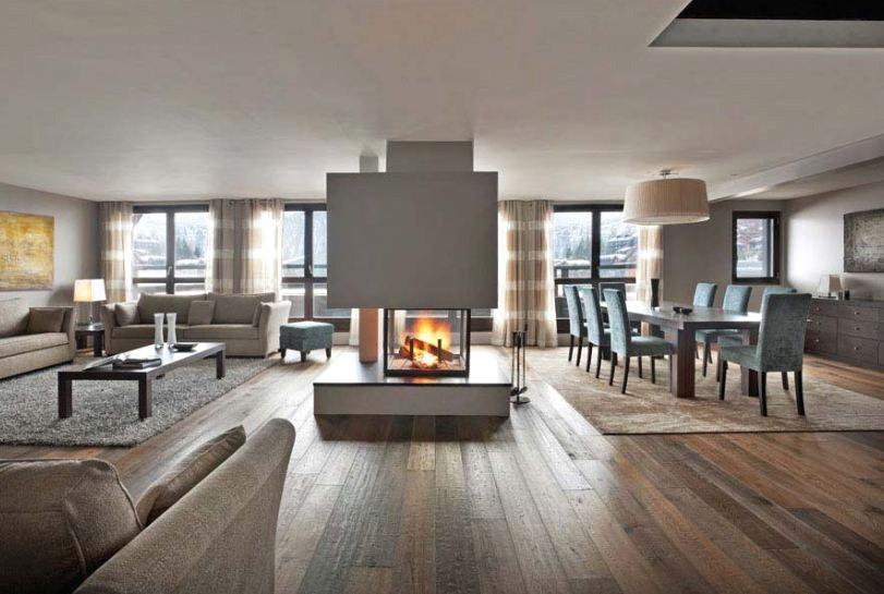 Moderne Luxus Kamine