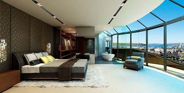 Moderne Luxus Schlafzimmer Perfekt On Modern In Imposing Villaweb Info Home 6