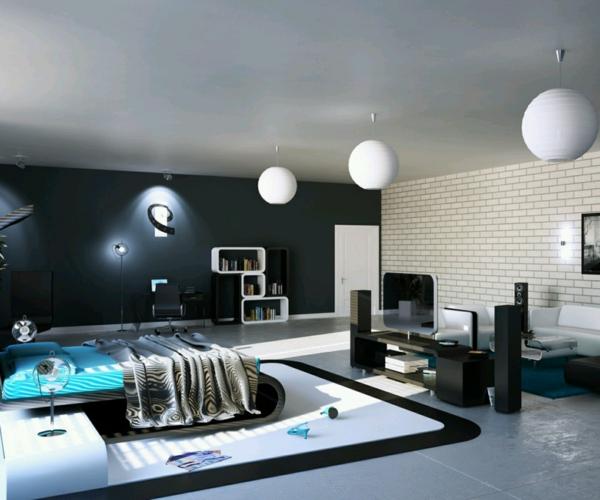 Moderne Luxus Schlafzimmer Stilvoll On Modern Für Verzierung 3 Amocasio Com 2