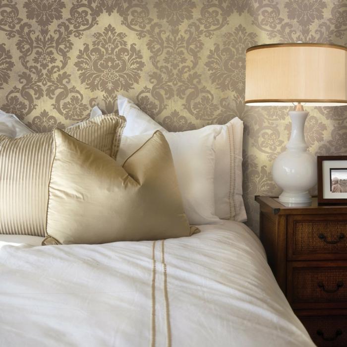 Moderne Tapete Schlafzimmer Bescheiden On Modern In Bezug Auf 100 Images Uncategorized Tolles 6