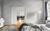 Moderne Tapete Schlafzimmer