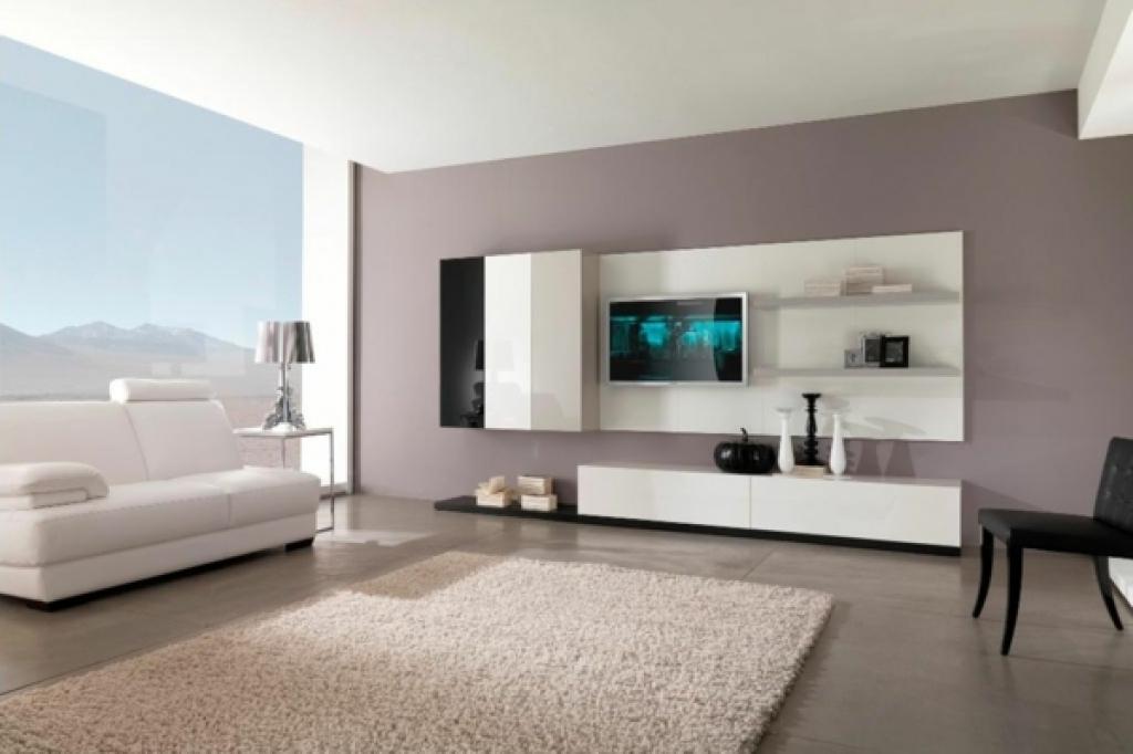 Moderne Wandfarben