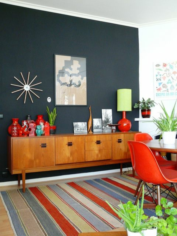 Moderne Wandfarben Großartig On Modern Und 40 Trendige Beispiele Archzine Net 2