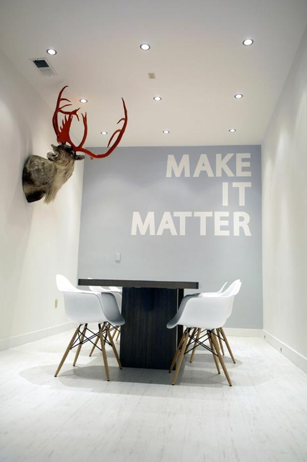 Moderne Wandgestaltung Exquisit On Modern Für Kreative Ideen Und Beispiele 6