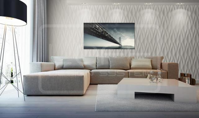 Moderne Wandgestaltung Glänzend On Modern Und Bilder Ideen COUCHstyle 8