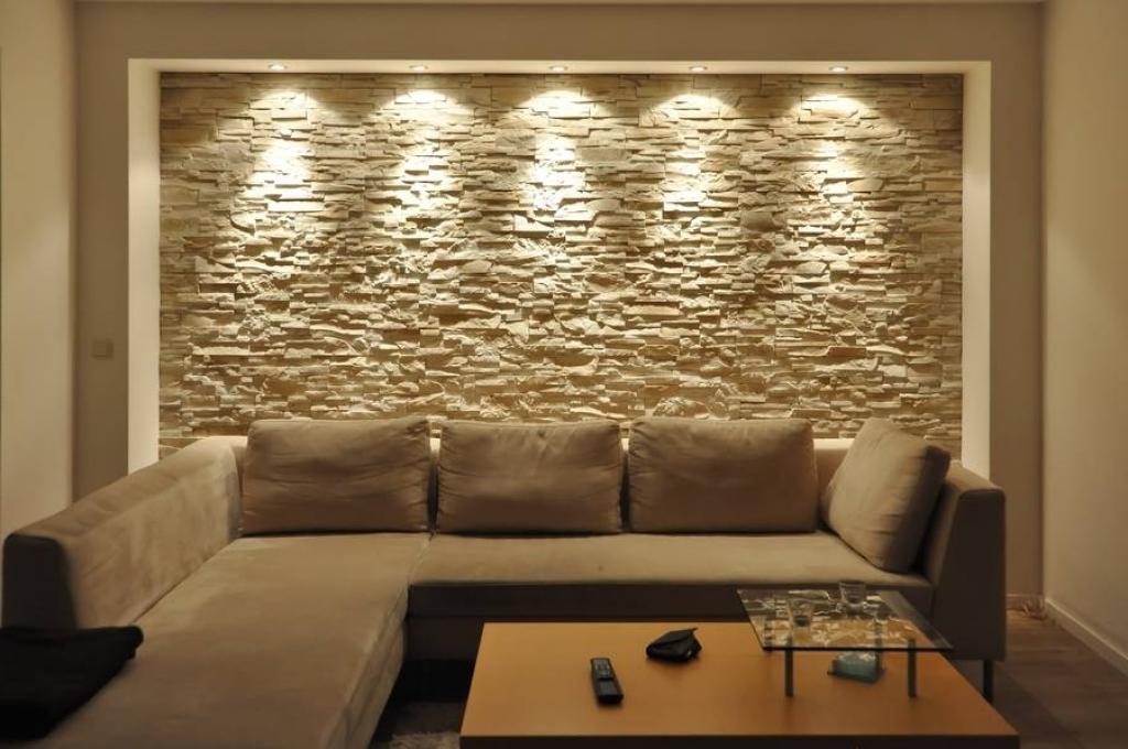 Moderne Wandgestaltung Interessant On Modern Beabsichtigt Abschließende Wohnzimmer Title Amocasio Com 5