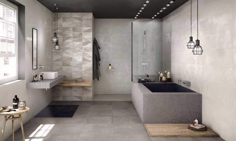 Modernes Bad Schön On Modern Für Bescheiden Fliesen Wandfliesen Fürs 30 Moderne 8