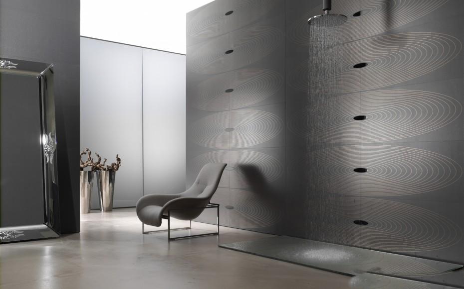 Modernes Badezimmer Grau Charmant On Beabsichtigt 50 Ideen Für In 9