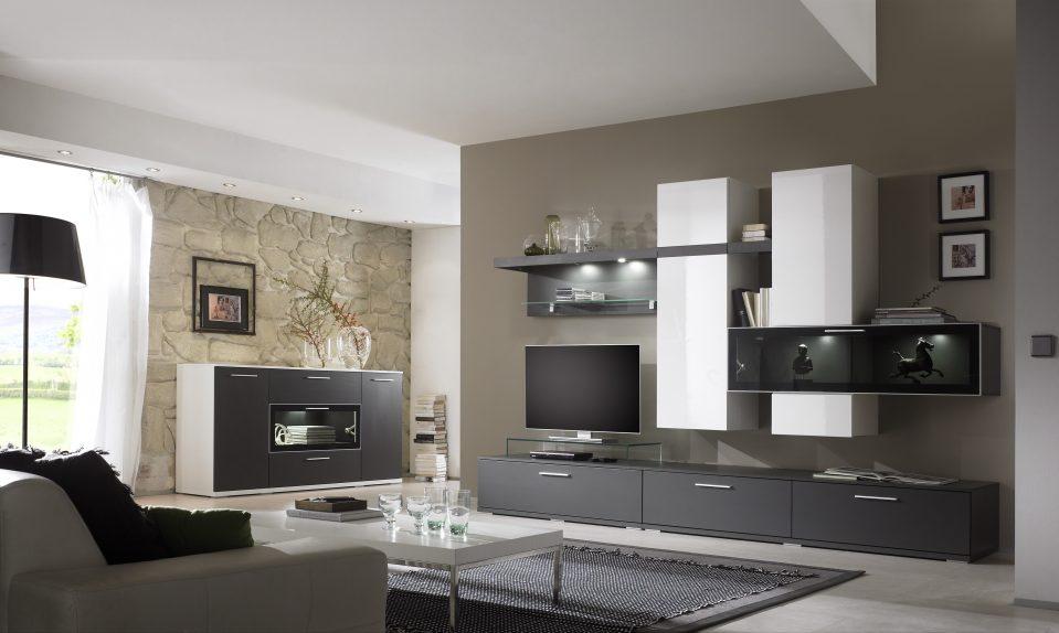 Modernes Wohnzimmer Am Abend Bemerkenswert On Modern Innerhalb Uncategorized Tolles Und 9