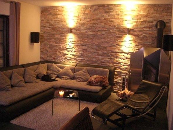 Modernes Wohnzimmer Am Abend Erstaunlich On Modern Beabsichtigt Home Dekor Beeiconic Com 1