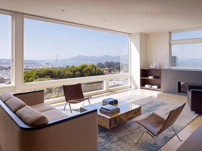 Modernes Wohnzimmer Beige Beeindruckend On In Bezug Auf Gestalten 81 Wohnideen Bilder Deko Und Möbel 9